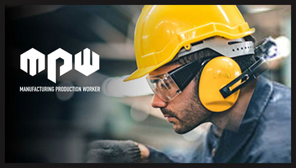 [MPW] Manufacturing Production Worker
